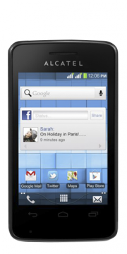 Alcatel ONE TOUCH PIXI 4007E