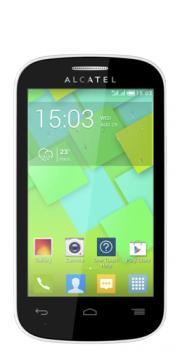 Alcatel ONE TOUCH POP C3 4033E
