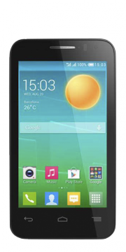 Alcatel ONE TOUCH POP D3 4035A