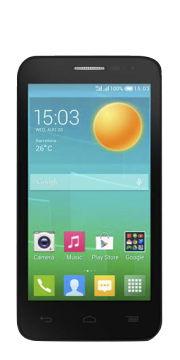 Alcatel ONE TOUCH POP D5 5038A