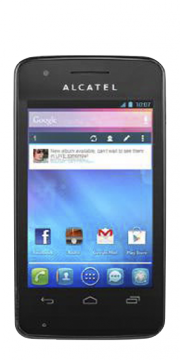 Alcatel ONE TOUCH S POP 4030A