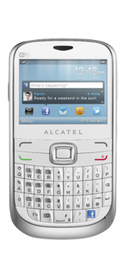 Alcatel one touch 902