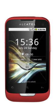 Alcatel one touch 985N