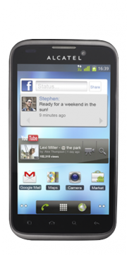 Alcatel one touch 995A