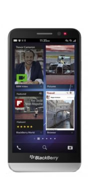 BlackBerry Z30 STA100-6
