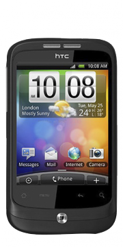 HTC Wildfire Yoigo