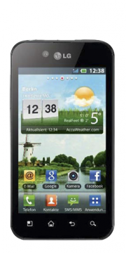 LG Optimus Black P970g