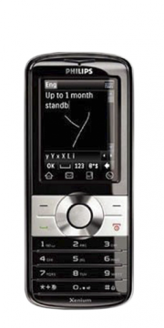 Philips xenium9a9v