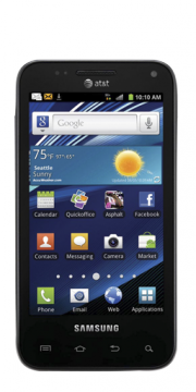 Samsung Captivate Glide I927R