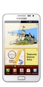 Samsung Galaxy Note E160S