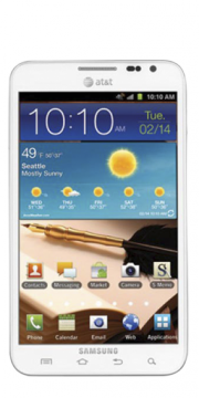 Samsung Galaxy Note I717D