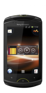 SonyEricsson Live With Walkman