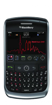 BlackBerry Curve 8910